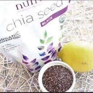 美國USDA有機認證Nutiva-有機奇異籽  (2磅裝)