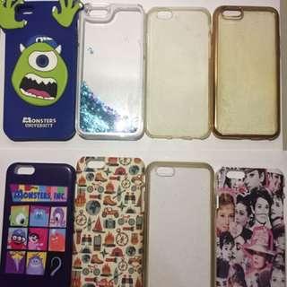 Case iphone 6 (take all 8 pcs cuman 140 ribu) #sss