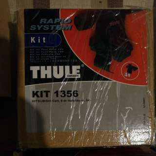 Thule Kit 1356 for Mitsubishi Colt yr 2004 onwards