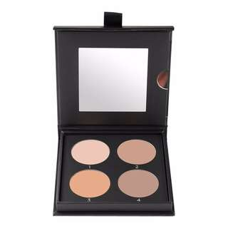[ONE LEFT] Cover FX Contour Kit N. Medium with Dual ended Contour Brush