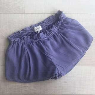 Purple Wilfred Shorts