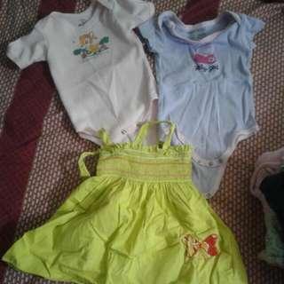 baaby clothes bundle