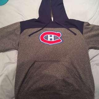 Brand new Montreal CANADIENS hoodie