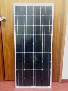 Eco Solar Panel 95W Mono-crystalline