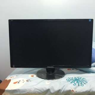 Philips 24 inch with speakers Model 244E
