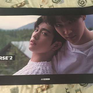 GOT7 JJ Project Verse 2 Poster