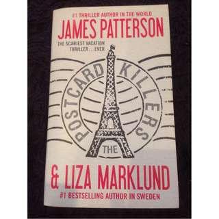 Postcard Killers by James Patterson (Paperback)
