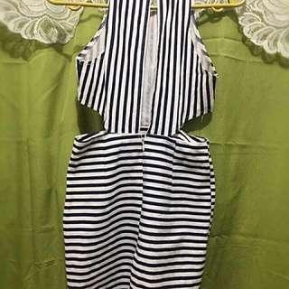 Sexy stripes Dress