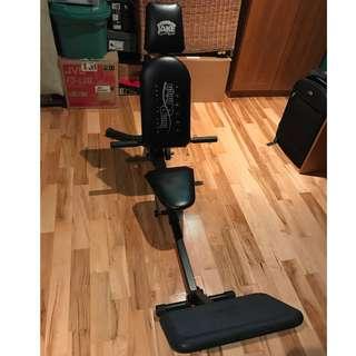 Body By Jake - Bun & Thigh Rocker exercise equipment