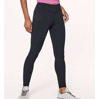 Lululemon Luxtreme Speed Up Tights Leggings