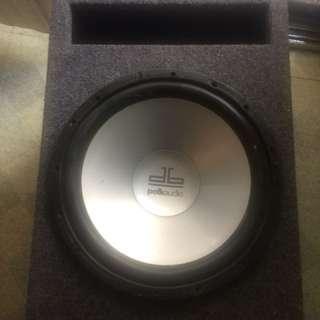 10inch Box Speaker