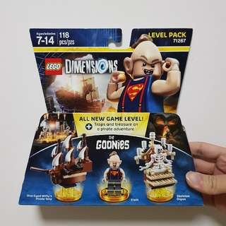 Lego 71267 Dimensions Goonies Level Pack