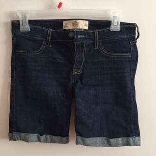Hollister Above The Knee Shorts