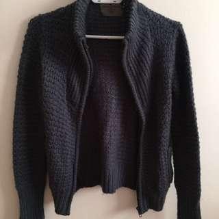 Vero Moda Jeans Knit Zip Up