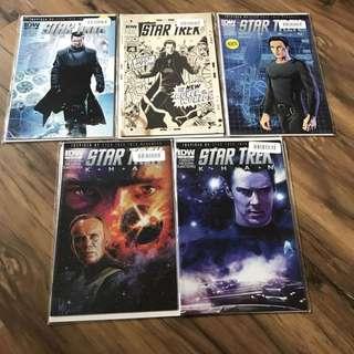Star Trek into darkness: Khan variant set
