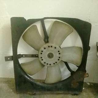 radiator fan wira