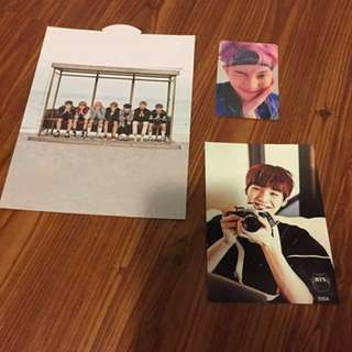 BTS pc and collectables