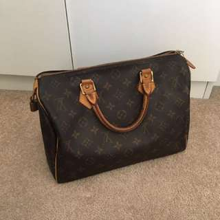 AUTHENTIC Louis Vuitton Speedy 28