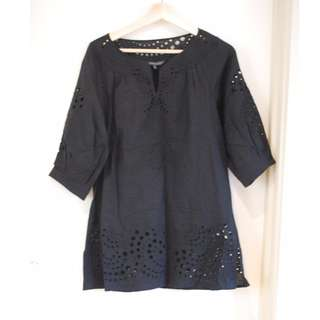 Black Sportscraft Top