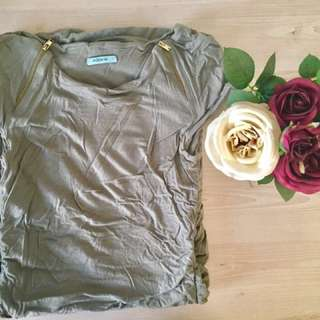 KOOKAI khaki dress size 1