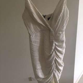 XO white dress