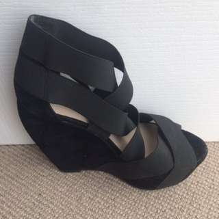 Wittner Leather Heel