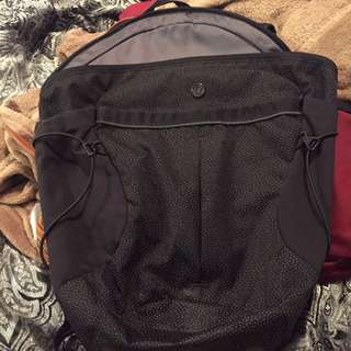 Lulu lemon reflective all day backpack