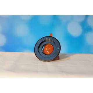 C mount lens to Olympus / Panasonic micro 4/3