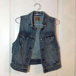 American eagle jean jacket
