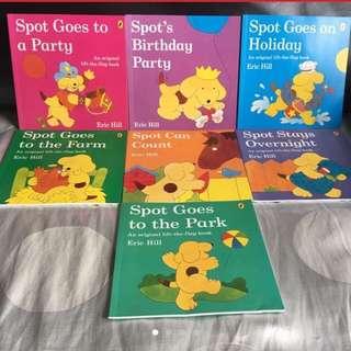 Spot- Lift The Flap  ( Story Books )BN