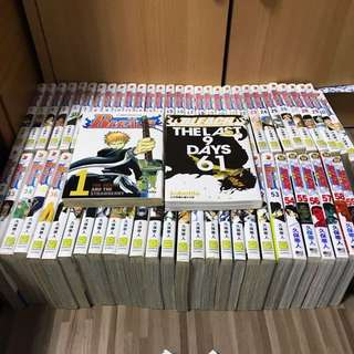 Bleach Comics 1-61