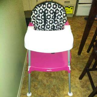 detachable high chair