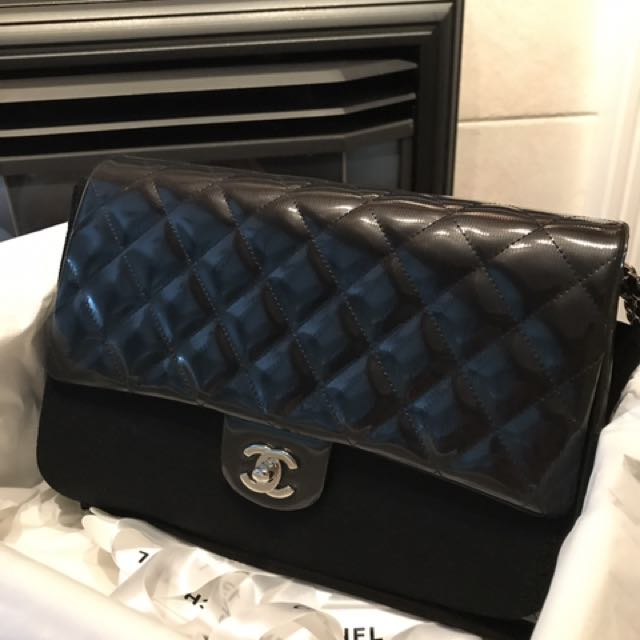[100% Authentic] Chanel Clutch / Shoulder bag - Limited Edition