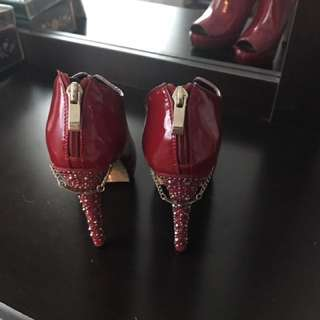 Booties - Size 5.5