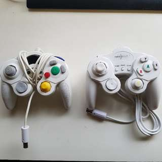 3rd Party Gamecube Controllers