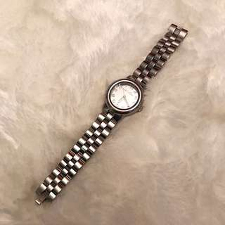Marc By Marc Jacobs Silver Small Watch