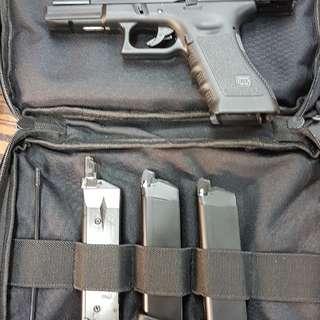 Glock 17  G17 airsoft 全金屬氣槍 gas blowback