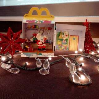 Mcdonalds Christmas Box