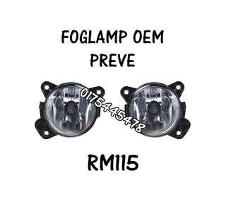 FOG LAMP ** PREVE **