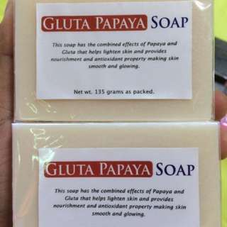 My Derm gluta papaya soap