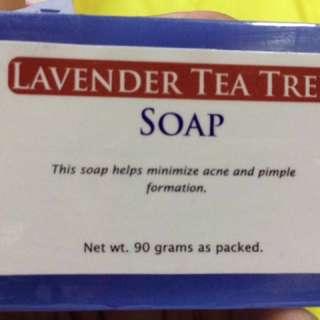 MyDerm Lavander soap