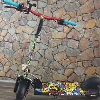 E-scooter 15.8ah