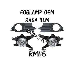 FOG LAMP ** SAGA BLM **