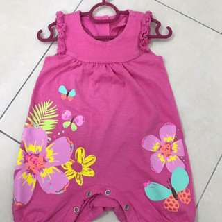 Mothercare (Baby Girl Rompers)