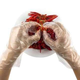 包裝精美、少女心必備、萬用一次性手套