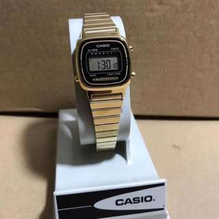 Casio Vintage Wath
