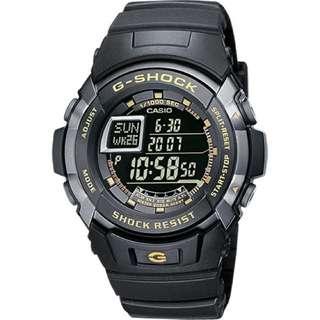 Casio G-Shock 重機系列200米防水錶