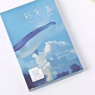 [WHALE ISLAND] Postcards/cards for keepsake/birthday cards/pen pal