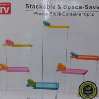 Stable and Space-Savy