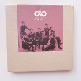 INFINITE PARADISE The First Album ~repackage~